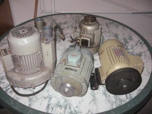 Használt varrógépmotor