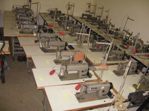 Eladó használt ipari varrógépek