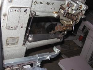 Dürkopp 373 bőrvarrógép