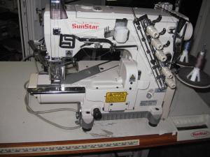 Sunstar ötszálas karos szálvágós díszfedőzőgép
