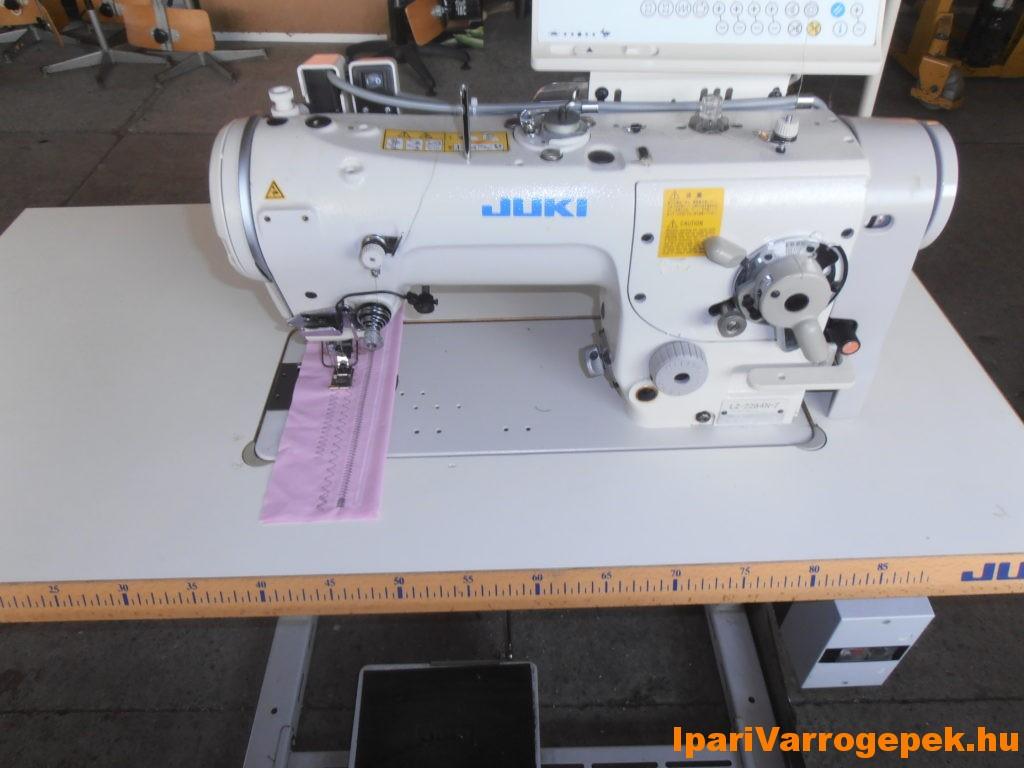 LZ-2284N-7 Juki automata cikk-cakk varrógép