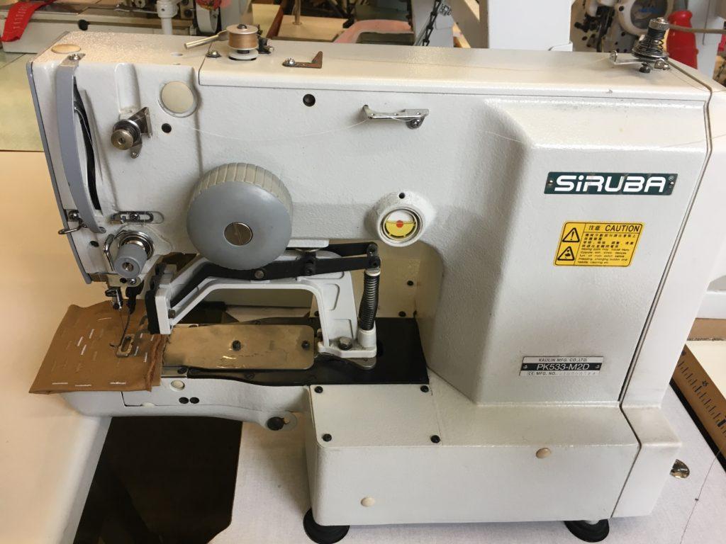 SIRUBA PK-533 Automata Reteszelő