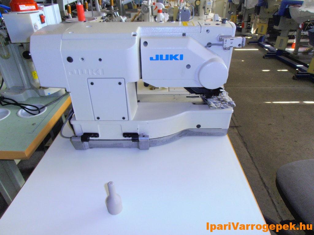 Juki LBH -1790S típusú egyenes gomblyukazógép